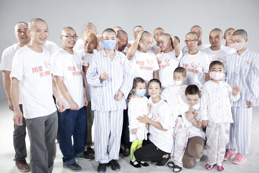 2012年闪光侠主题慈善活动