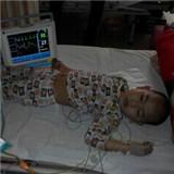 助力男孩勇抗血癌