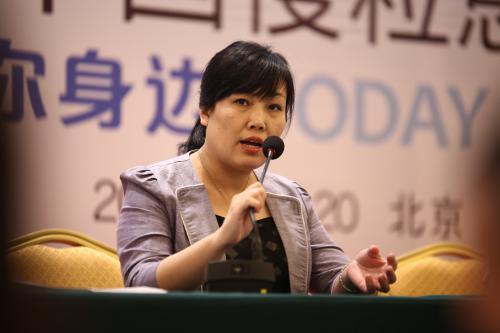 江倩教授2016年慢粒患者健康教育讲座