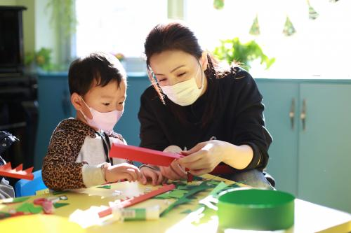 新阳光病房学校——患儿病房中的阳光