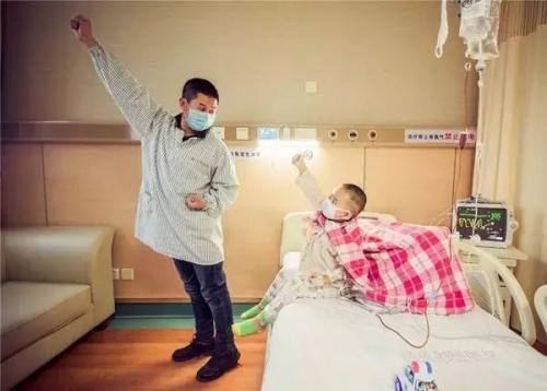 """病房中的""""阳光""""——唯品会助力白血病学童圆求学梦"""