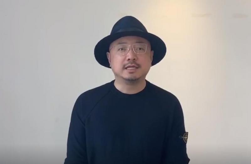 徐峥先生通过视频祝贺重庆新阳光病房学校开学