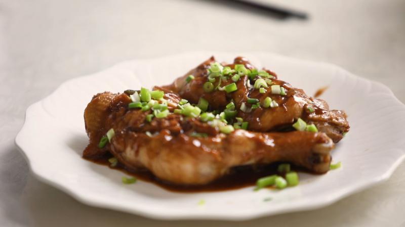 香柏树营养美食视频课堂第十二期 ------肉食系列之红烧鸡腿