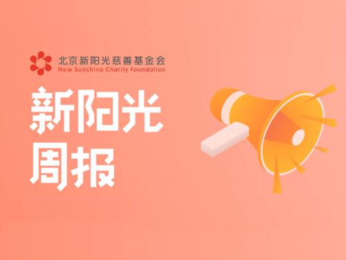 新阳光周报(2021年5月31日~6月13日)